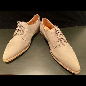SILENCE + NOISE Beige Colored Oxfords